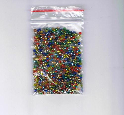 Rokajl mix barev 3mm - 20-21g