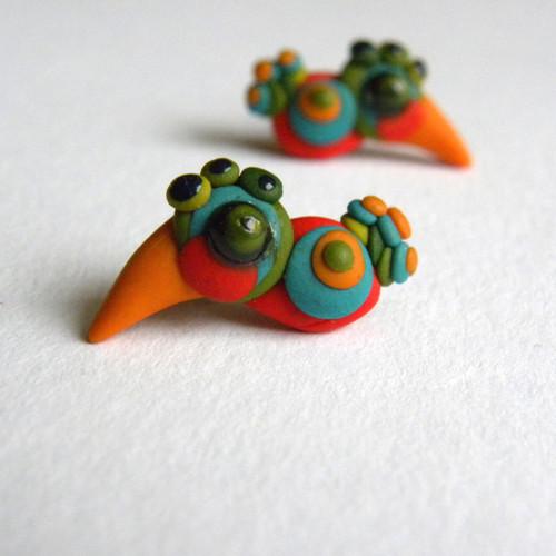 Ptačí náušnice