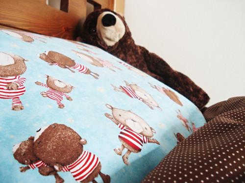 Medvídci - povlečení pro nejmenší