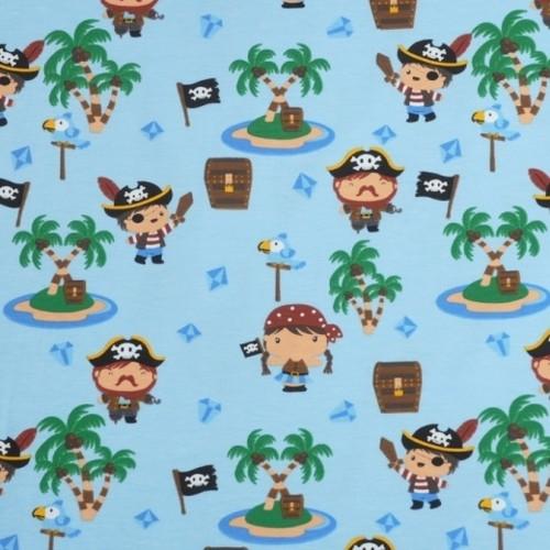 Piráti na modré, úplet, 10 cm