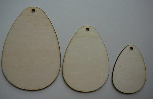 Vejce malé 6,5 cm