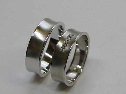 snubní prsteny M23