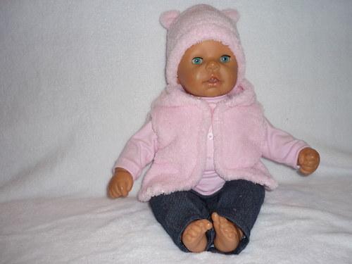 Oblečení na panenky pro panenku CHOU-CHOU 48cm