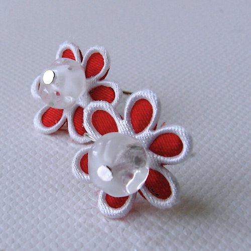 Náušnice květinky.....14