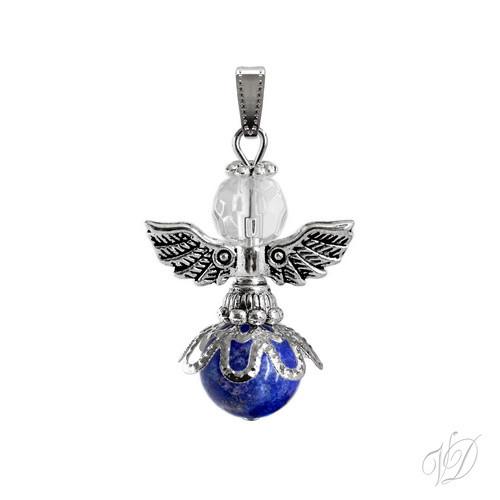 Přívěsek 1154 P - Anděl - Lapis lazuli pravý