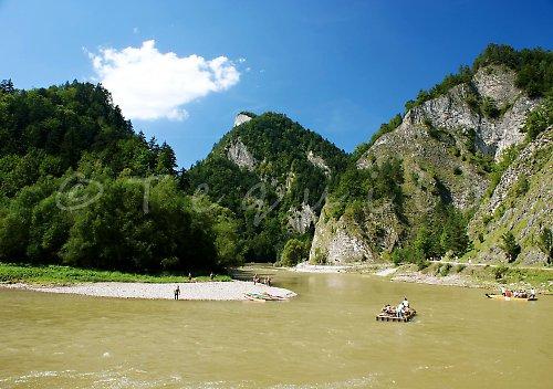 Průlom Dunajce