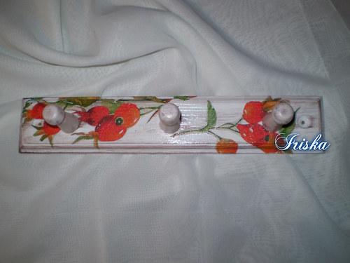 Věšák  - šípkový