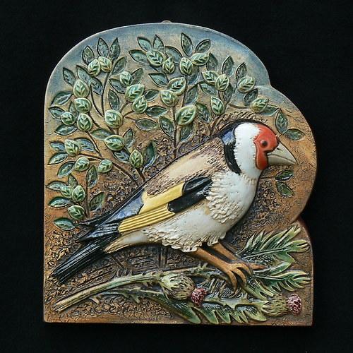 Ptáček stehlík