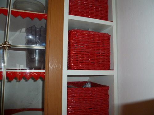 Košíky do kuchyně