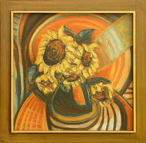 Obraz Slunečnice I