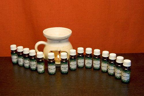 Kdoule Mandle-přírodní vonné oleje 10ml