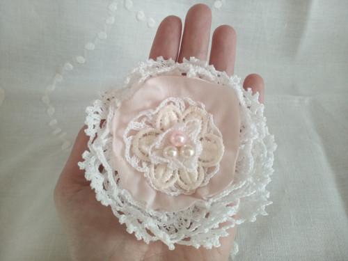 """Romantická květina \"""" šípková růže II.\"""""""