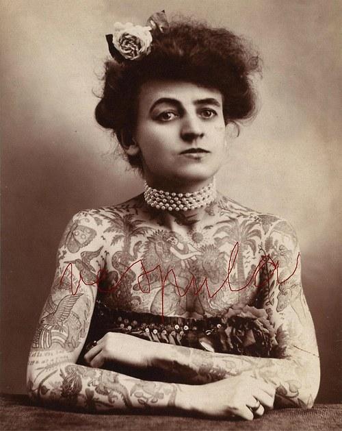 Foto tetování