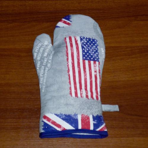 chňapka pánská rukavička