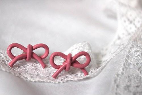Mašličky - růžové
