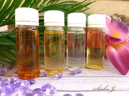 SANTALOVÁ silice - k výrobě mýdel i kosmetiky