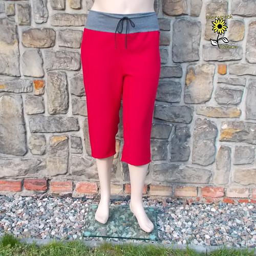 "3/4 kalhoty ,,Red Comfort\"""