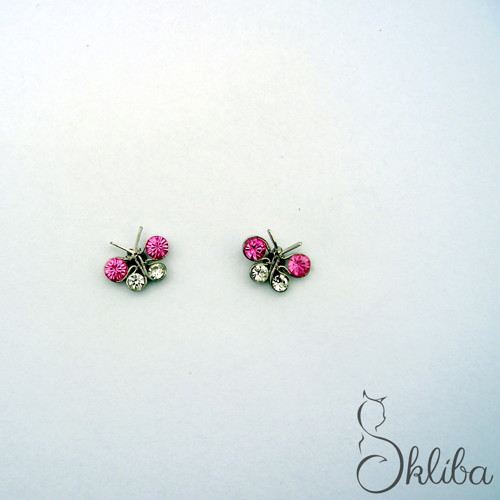 motýlci růžoví