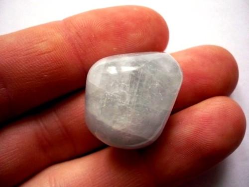 Troml. kámen – celestýn 24 mm, č.2