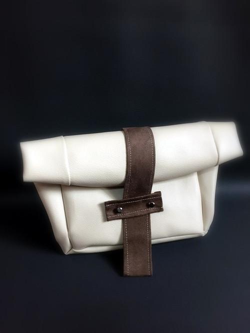 """menší kabelka tvaru \""""snack bag\"""""""
