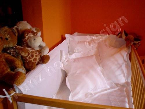 detská posteľná bielizeň JULIA