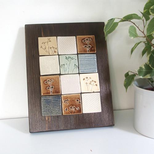 Keramický patchwork X