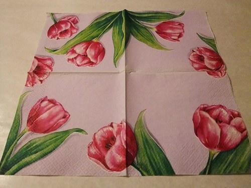 Květiny - tulipány 19.