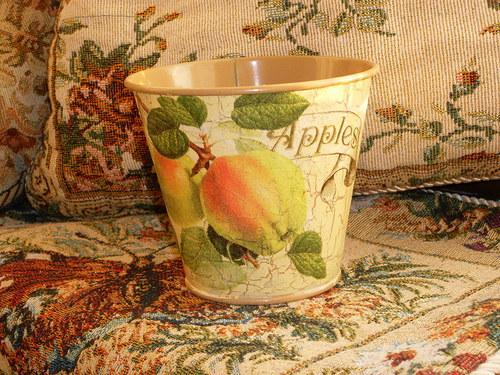 Obal na květináč Jablko