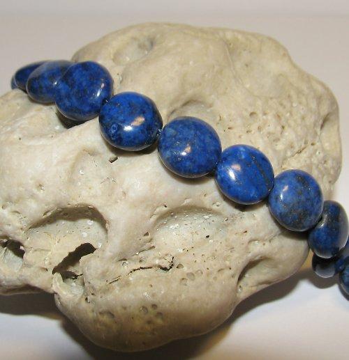 LA207/2 - Lapis lazuli kolečko 11 mm