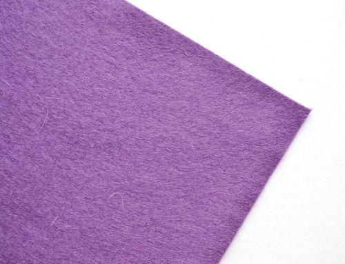 Plsť metráž fialová (šířka 45 cm) (barva č. 22)