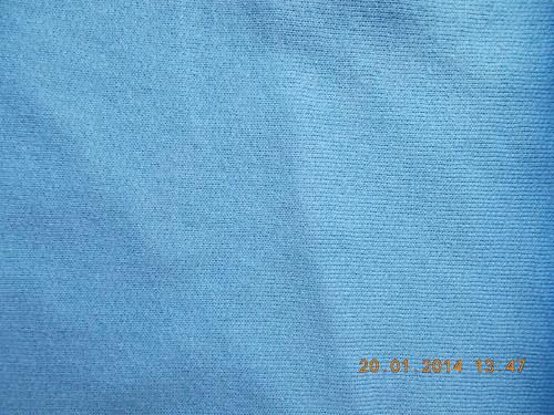 VÝPRODEJ Teplákovina počesaná sv.modrá+různé barvy