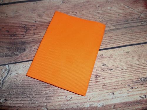 Náplet oranžový 90x16 cm