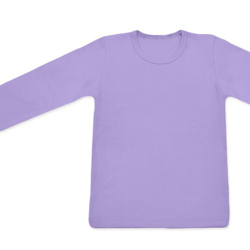 Dětské tričko UNI DR levandulové