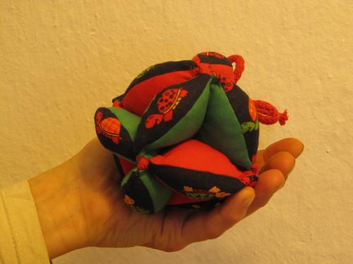 Japonský balonek rozkládací - Vysmátá želvička