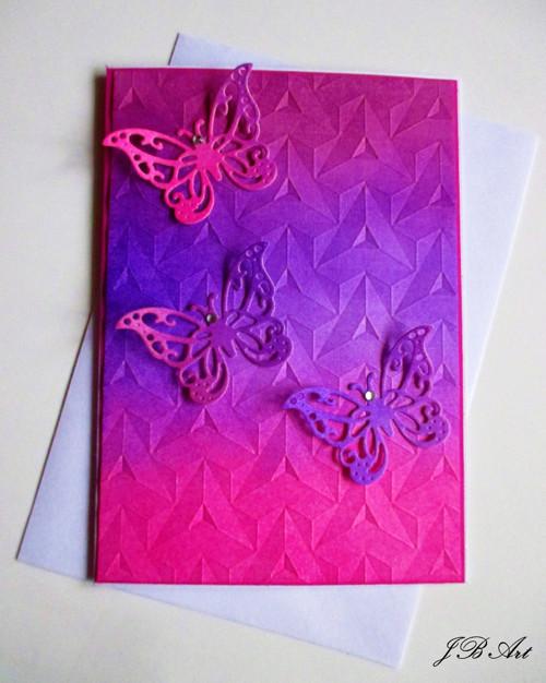 jarní motýlci fialoví