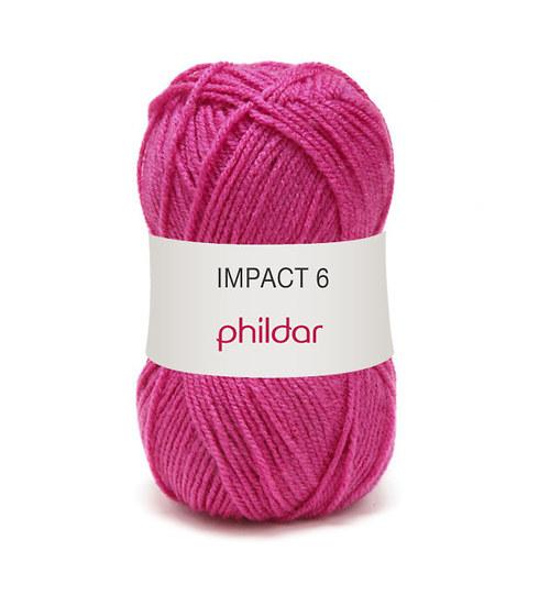 Příze Phildar Impact 6 odstín Bengale 100g