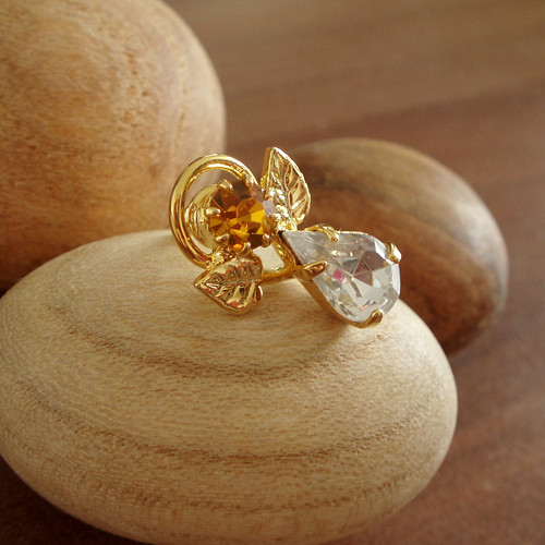 Zlatý andílek pro štěstí - listopad