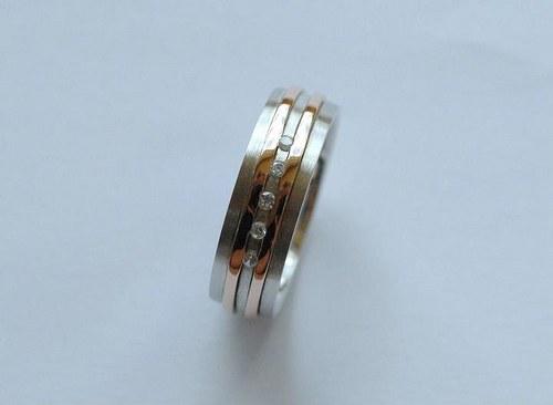 snubní prsteny M20