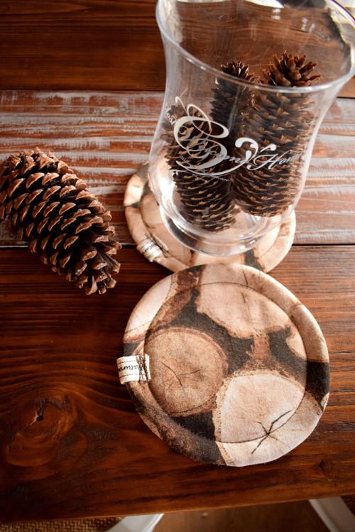 Podložka - dřevo