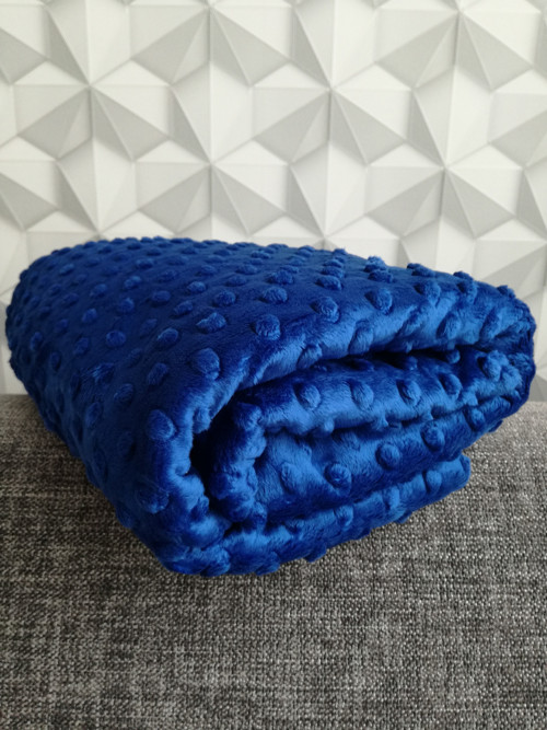 Minky - CUDDLE DIMPLE® Royal Blue