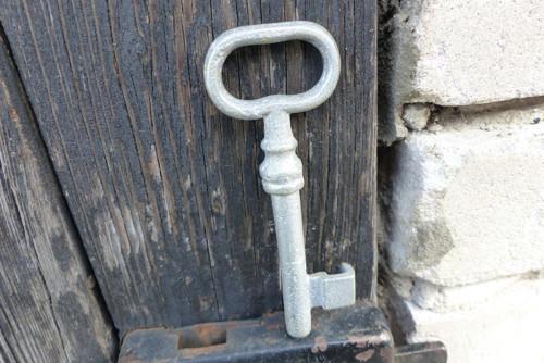 Ke starým časům...starý železný klíč 56