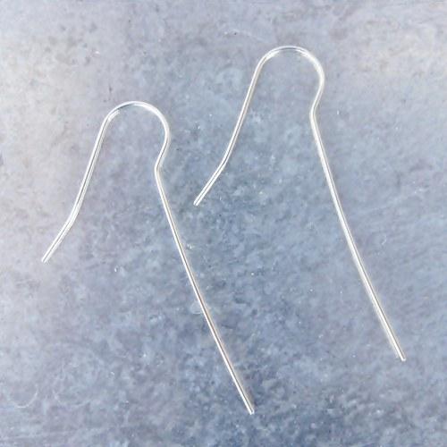 Náušnicové háčky - 1 pár