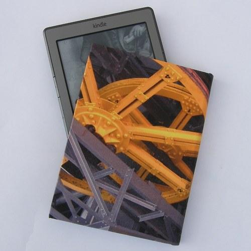 obal na čtečku nebo tablet - Lanovka