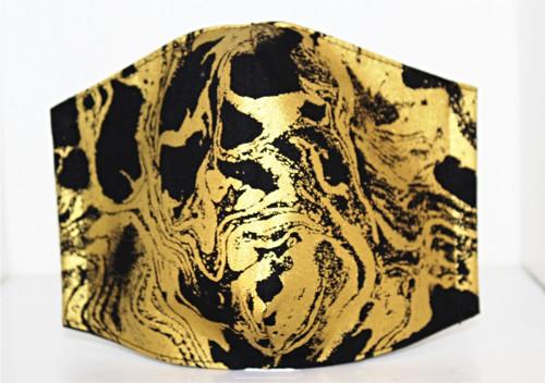 Rouška Zlato.