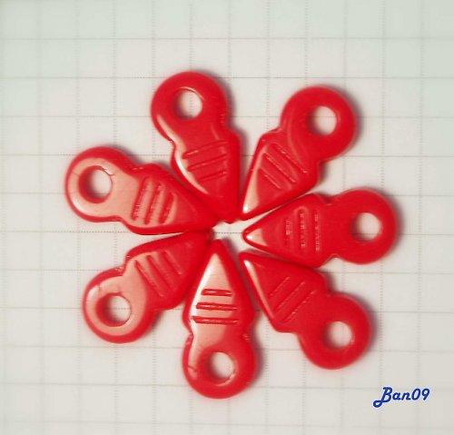 Šipky červené