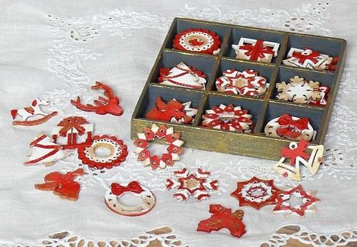 Vánoční dekorace I.