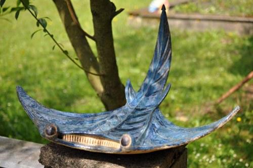 Dovádění s rejnokem v modré