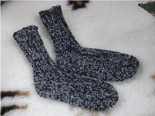 Ponožky 37-39 z ponožkové bavlna/akryl