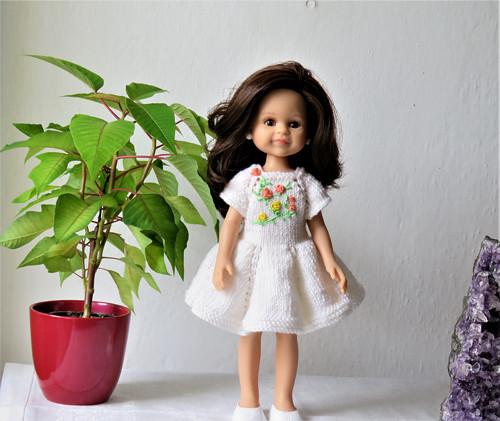 šatičky pro panenku Paola Reina 32 cm