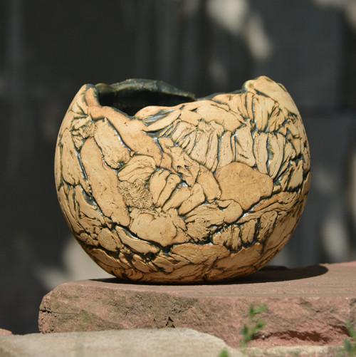 Kameninový květináč Vlaštovčí hnízdo - Natura 20